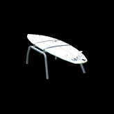Surfboard topper icon