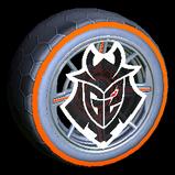 Apex G2 Esports wheel icon