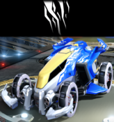 Cryo flames decal premium
