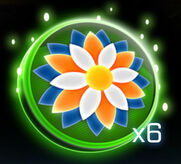 Flowers currency icon