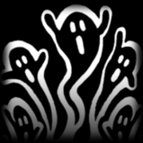 Ghost fever decal icon