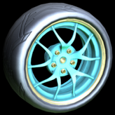 Nipper wheel icon