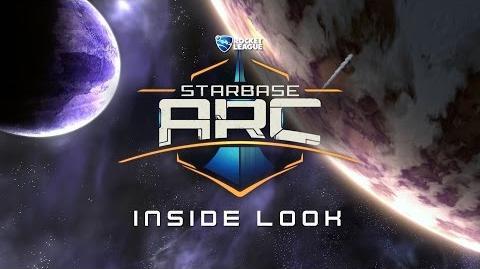 Rocket League® - Starbase ARC Inside Look