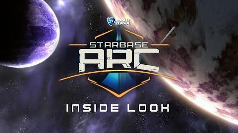 Rocket League® - Starbase ARC Inside Look