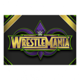 WWE WrestleMania 34 player banner icon