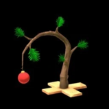 Sad Sapling topper icon