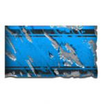 Scratched player banner icon