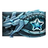 Season 5 - Platinum (Dragon) player banner icon
