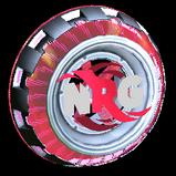 Usurper Holographic NRG Esports wheel icon