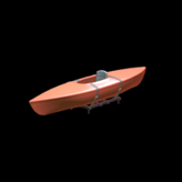 Kayak topper icon