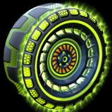 Spiralis R2 wheel icon