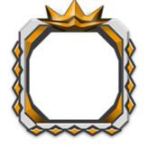 Crown avatar border icon