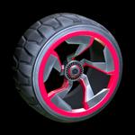 Chakram wheel icon
