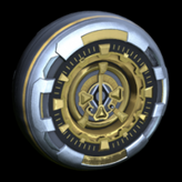 Season 6 - Gold wheel icon