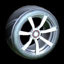 Septem wheel icon grey
