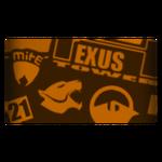 Sticker shock player banner icon