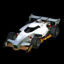 Animus GP body icon orange