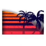 Sunset 1986 player banner icon