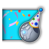 Birthday Bash player banner icon
