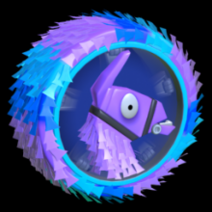 Llama wheel icon