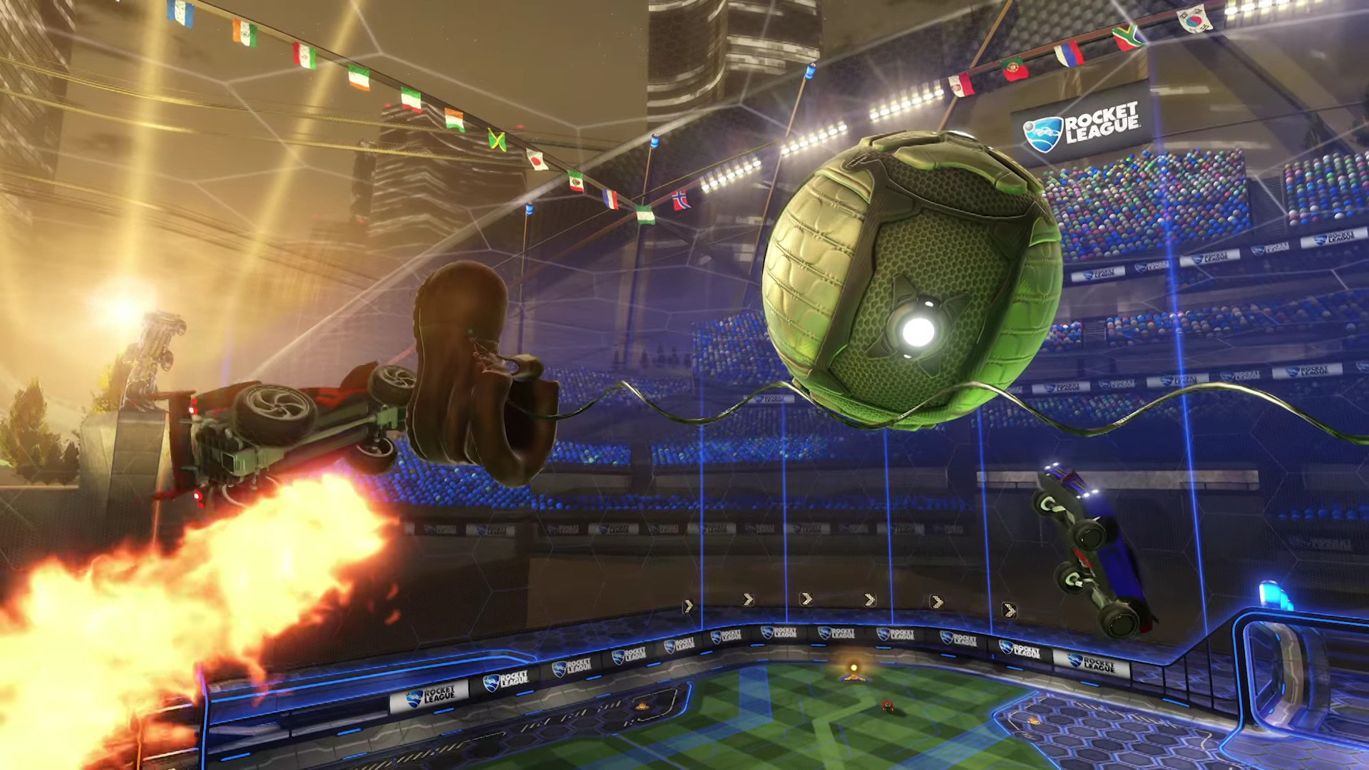Rumble   Rocket League Wiki   FANDOM powered by Wikia