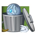 Trash It player banner icon
