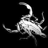 Scorpions decal icon
