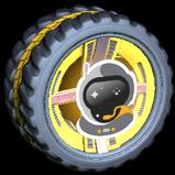 Bionic Spacestation Gaming wheel icon