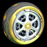 Season 9 - Gold wheel icon