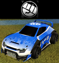 Combo decal rare