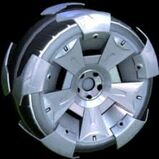 Season 13 - Silver wheel icon