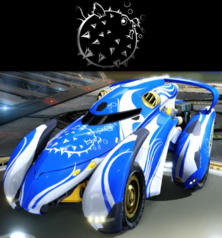 Fugu decal premium