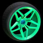 Poly-Lite wheel icon