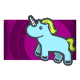Unicorn player banner icon