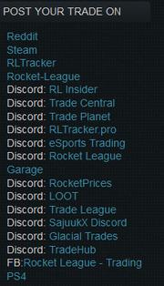 Rocket League trading revision   Rocket League Wiki   FANDOM