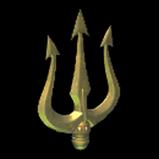 Trident antenna icon