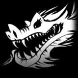 Dragon decal icon
