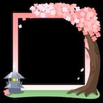 Tranquility avatar border icon