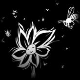 Pollinator decal icon