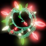 Xmas Lights rocket boost icon
