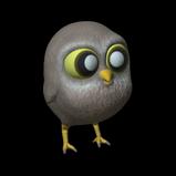 Little Owl topper icon