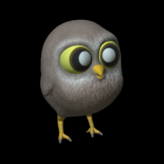 Little Owl topper icon