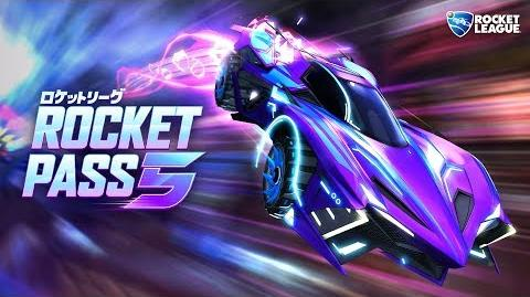 Rocket League® - Rocket Pass 5