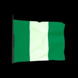Nigeria antenna icon