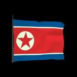 North Korea antenna icon