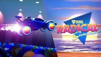 Rocket League® - Radical Summer Trailer