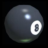 8 Ball antenna icon