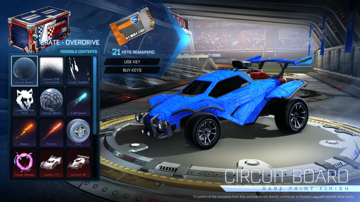 Image Crate Overdrive Circuit Board Rocket League Wiki Of The