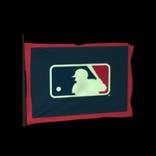 Major League Baseball antenna icon