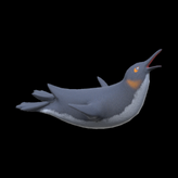 Happy Penguin topper icon